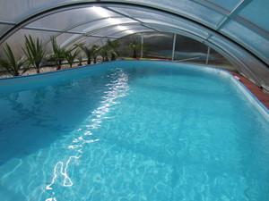 Zastřešení bazénů Poolor S2