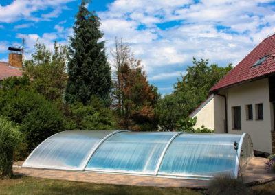 Zastřešení bazénu POOLOR Classic Zastřešení bazénu POOLOR Classic
